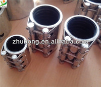 2015------Corrugated Wall Mount Leak Repair Water Pipe Repair Clamp, Dalian Zhuhong