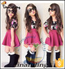 brand new children girls clothing sets kids clothes wholesale