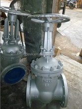 carbon steel flange gate valve rising stem