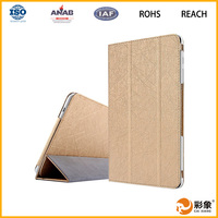 High Quality Magnetc PU Tablet Leather Case for iPad 2/3/4