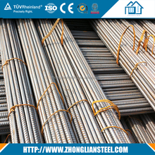 China manufacturer deformed reinforcing steel bar hs code