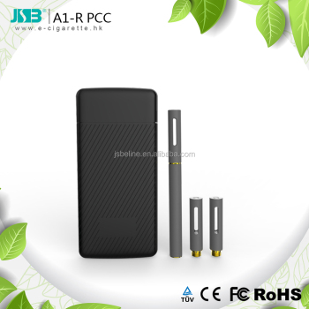 2018 new Portable charger case wholesale starter Kit e-cigarette A1 PCC