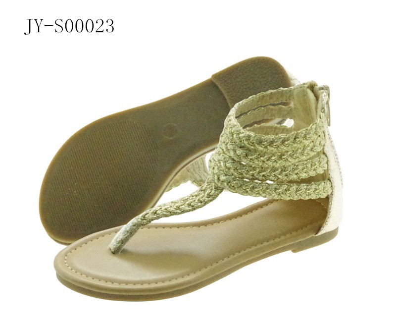 new design fashion woman sandal for