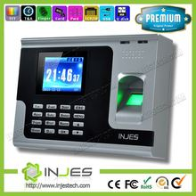 HOT Free software TCP/IP 3000 User WIFI fingerprint time keeping machine