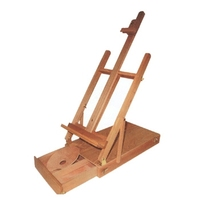 Buy Sketch Box Easel with palette and belt from China Arts ...