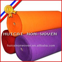 Non-Woven Fabric for flower and gift wrap,color crafts Felt