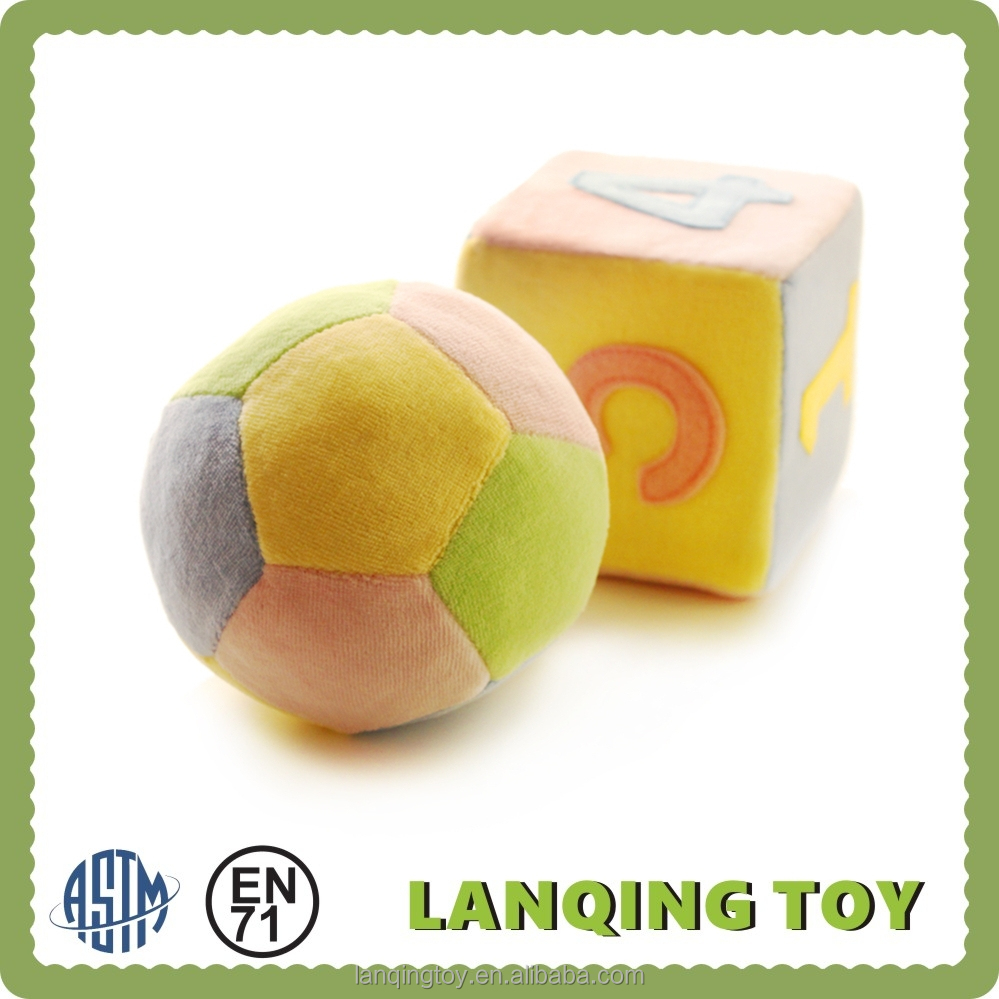 Professional Manufacturer Custom Made Plush Mini baby zorb ball