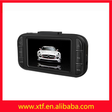 Full hd 1080 p wide-angle 2.7 -inch 13 million pixels car DVR camera and car DVR video recorder