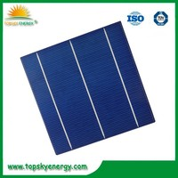 "6""inch surplus stock poly solar cell price for solar panel, solar cell manufacturing plant, wholesale solar cell"