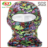 2015 hat wholesale china custom cap winter hat black ski mask