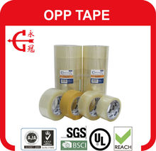 Factory price BOPP packing tape easy cutting