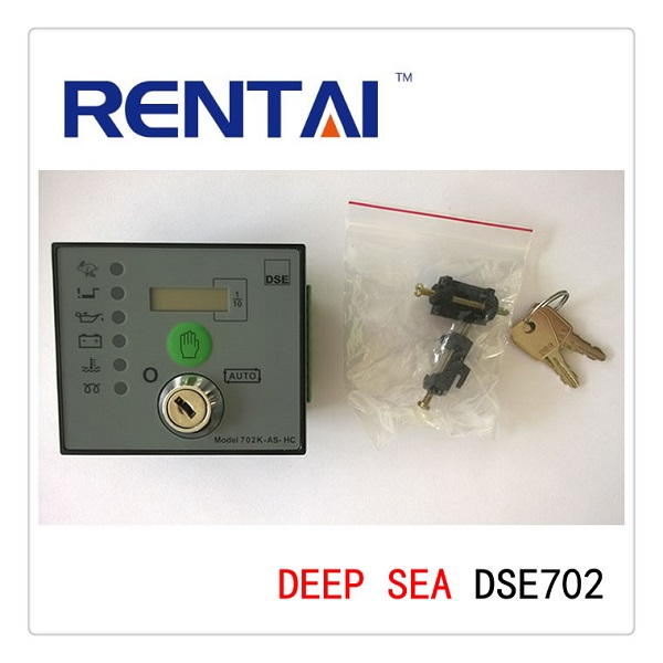 ORIGINAL DSE702AS Deepsea Generator Unit ATS Control Panel Manufacturers