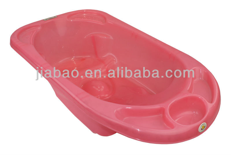 transparent baby bathing tub/kids bath/baby product