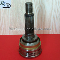 OUTER CV JOINT MANUFACTURER /atv 110cc shaft drive