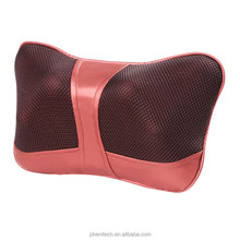 Massage pillow Car office home massager electric shiatsu neck massage pillow with KC/UL/CE/RoHS