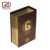 Luxury Paper Board Book Style Packaging Box Cardboard Magnetic Packing, Rigid Golden Box for Gift RGD-P1008