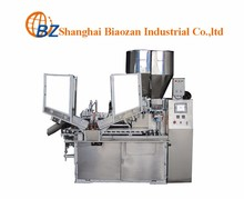Low Price High Speed Tube Filling and Sealing Machine for Double Color Toothpaste