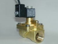 0.25 inch two way brass solenoid valve MD-P10~25EXP