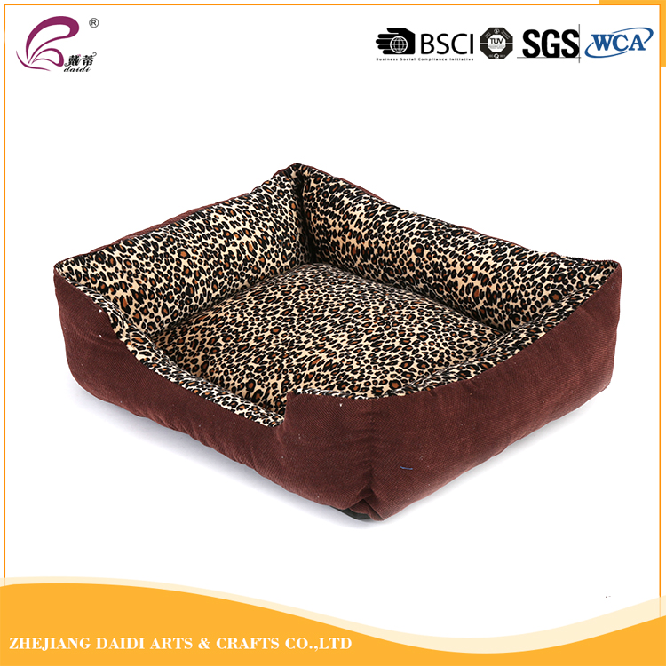 Modern luxury pet dog bed wholesale