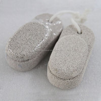 Trade assurance supplier callus remover oval shaped pumice stone bath use