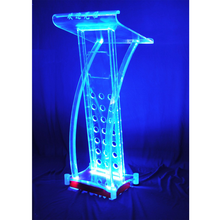 Customer searched also bought Transparent acrylic podium with led light,Acrylic podium