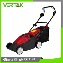 1400W garden tool CE approved electric lawn mower
