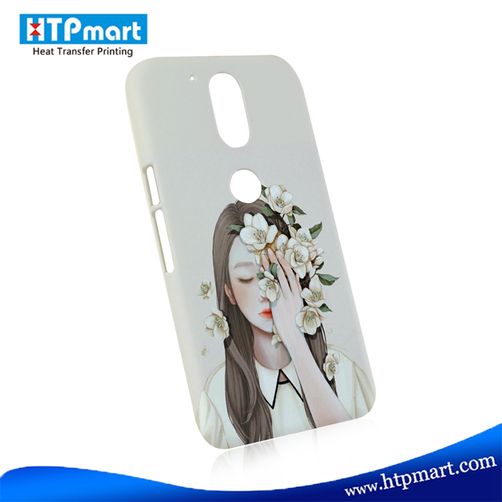 High quality Sublimation Polymer Phone Case for Moto G4 G4 plus
