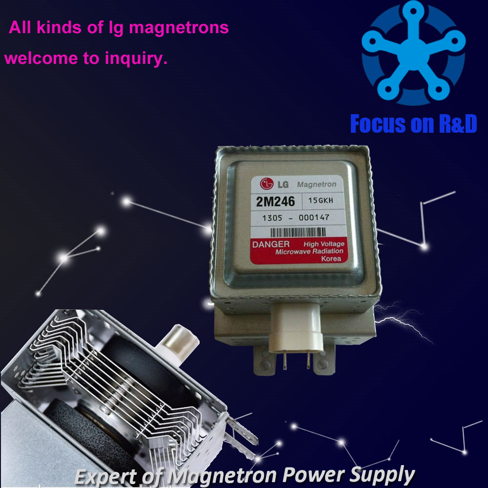 1000W 2000W 3000W microwave magnetron 2M246 2M278 2M285 with competitive price