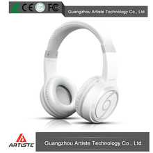 China electronics high fashion stereo bluetooth headset models