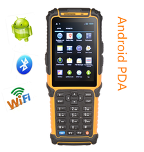 android4.2 pda TS-901 with 3g/barcode laser scanner/rfid reader