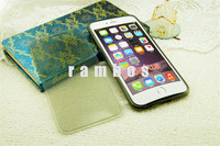 Full Protect Transparent TPU Flip Smooth Touch Screen Cover Slim Gel Skin for iPhone 4GS 5S SE