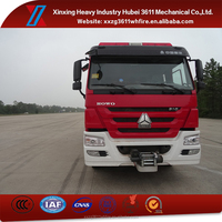 High Quality Factory Price Emergency Rescue 8t Airport Emergency Rescue Fire Truck