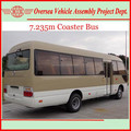 2015 new arrival made-in-China coaster mini bus for sale