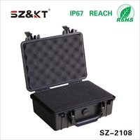 ABS high quality plastic waterproof tool case