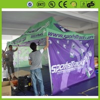 Outdoor advertising automatic folding tent portable manual assembly gazebo /canopy tent
