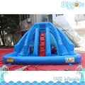 Funny High Quality New Inflatable Water Slide with Pool for Kids