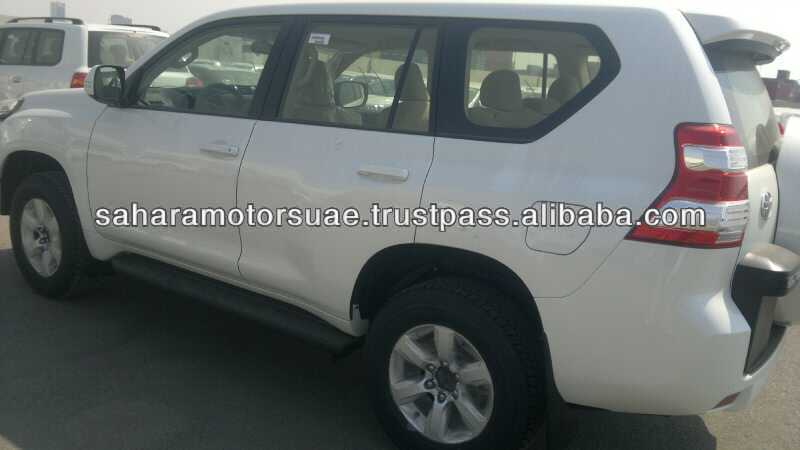 2014 MODEL NEW CAR TOYOTA PRADO 3000CC TURBO DIESEL AUTOMATIC