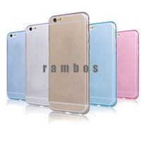 Ultra Thin Colorful Transparent Clear TPU Gel Soft Silicone Back Cover Case for Sony Xperia Z1 Z3 Z5 E4 M5