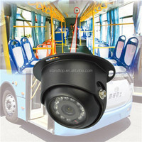 IR CCD Indoor Dome Bus Infrared inside bus cameras