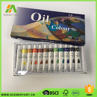 full color Different Tape color asian oil paint colors prices