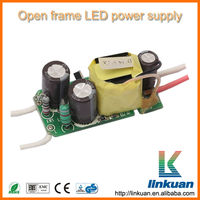 indoor constant current open frame cost effective led driver AD05S