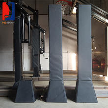 high quality epe foam material pole padding for basketball pole height basketball hoop pole