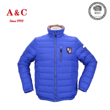 Young Man Comfortable Winter Thick Padding Jacket