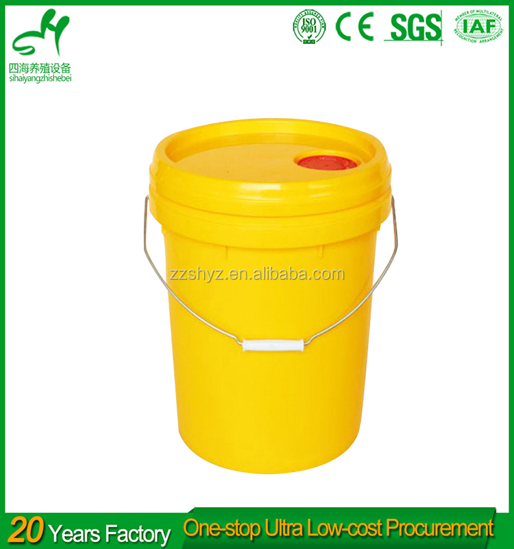 100% virgin HDPE food grade for water or oil 200 liter plastic drum