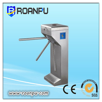 Electronic Tripod Turnstile Gate Witn CE Authentication