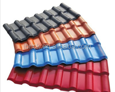 High heat resistant quality low cost house roof tiles product