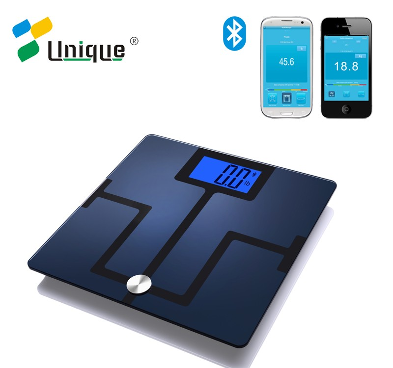 Wholesale cheap american low battery calibration over 400 lbs large platform fat body bathroom digital scale for large feet