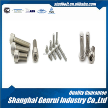stainless steel bolt and screw and nut stainless hardware