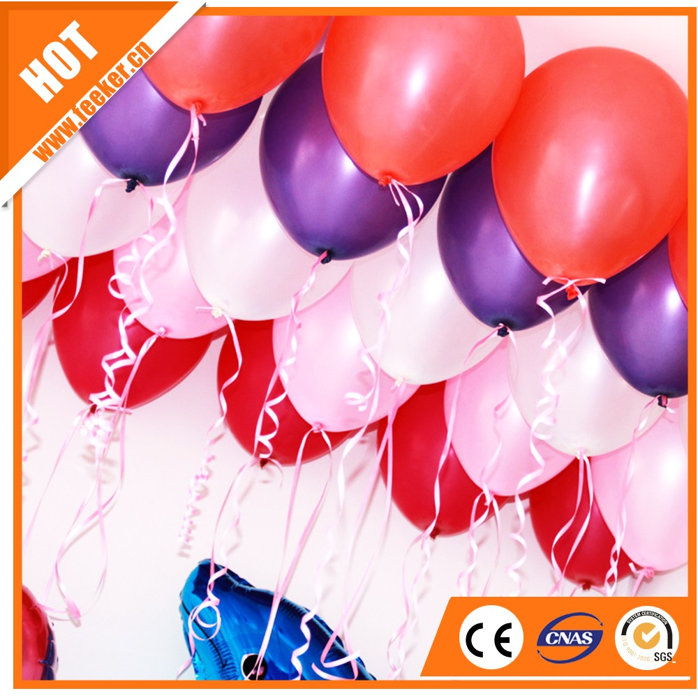 High Quality Party Balloons Metalic Ballons, Pearly Balloons