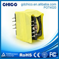 POT4020 Strong power dual output electronic halogen transformer